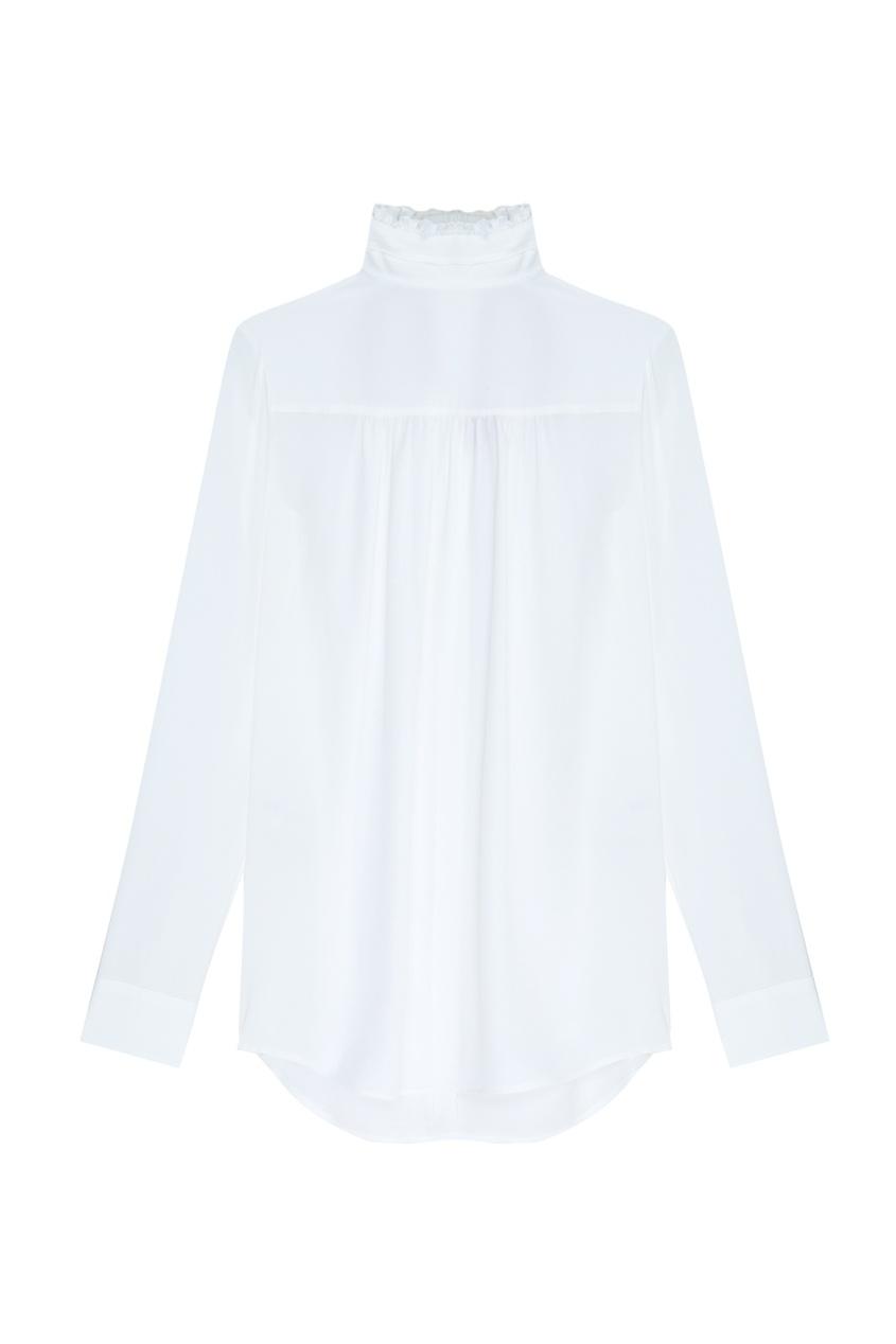 Блузка Однотонная С Доставкой