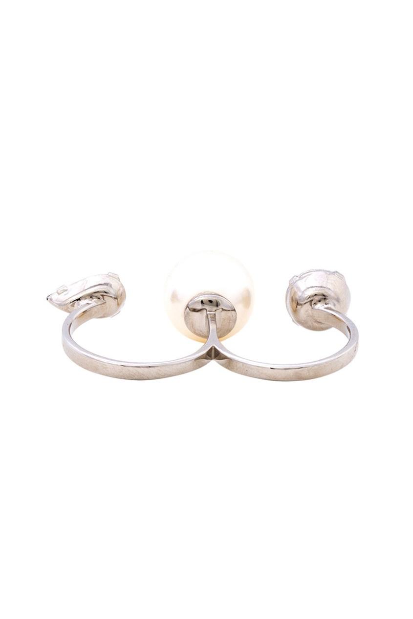 Кольцо с кристаллами Swarovski от AIZEL